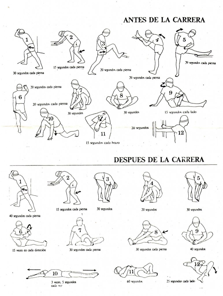 fisioterapia y running