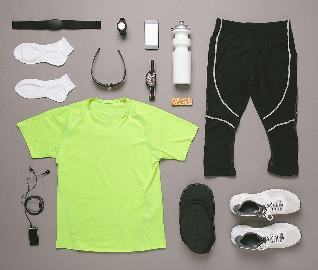Equipamiento para Runners
